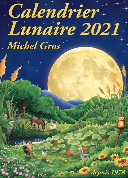Calendrier lunaire 2021   Jardins de l'écoumène